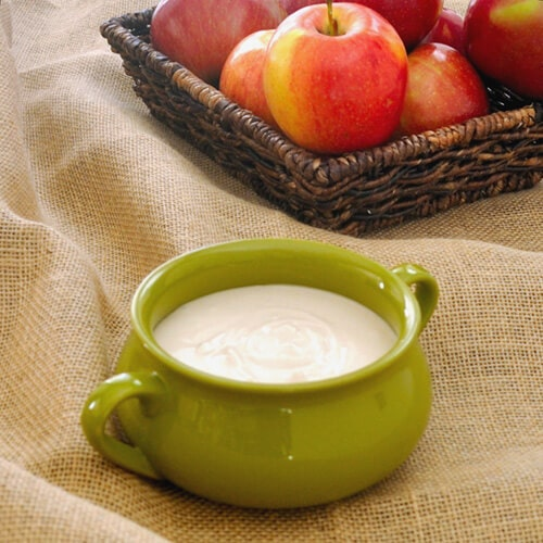 If you love maple syrup, you will love this maple dip.