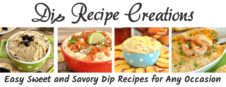 Dip Recipe Creations Small Logo